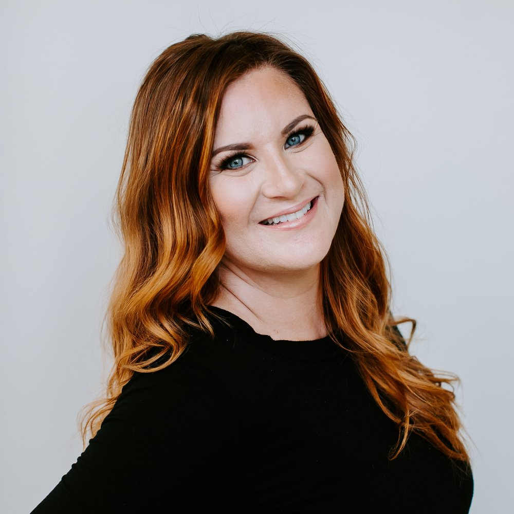 """MAGGIE - Maggie has been a part of the Powder, Inc team, as the """"hair girl"""" since 2013. She's been doing hair in a salon setting since 2002. She started her career with an apprenticeship/assisting program at a large salon in Portland.Maggie says: I married my husband in 2006, and moved to Virginia Beach, Virginia, while he was serving in the navy. We moved back to Oregon in 2009, where I continued working in a salon, this time in Troutdale, Oregon. We started a family shortly after and now we are the proud parents of two boys who are 6 and 9 years old."""