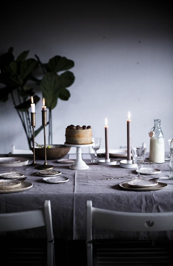 table setting | Salvia + Limone