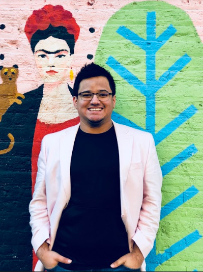 ALEX MARTINEZ - Alex Martínez is a poet living in Kansas City, Missouri. Alex is artist in resident at Charlotte Street Foundation. He published his book Disclosure: Confessions of a Queer in Crisis in April of 2018. Alex is a DACA recipient, employed by the the ACLU of Kansas.