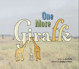 - One More Giraffe by Kim NobleThis sweet and very simple story touches on how a giraffe couple want a baby to love very much and need help from another giraffe and a doctor monkey to become parents. It's a relevant introduction to egg or embryo donation and the love that parents have for their donated children, but seems to be only available electronically or inter-library loan, so may not be worth the hunt.