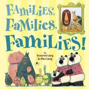 - Families, Families, Families! by Suzanne LangBrightly colored adorable animals demonstrate all kinds of nontraditional families in very simple language. It doesn't reference fertility or embryo donation, but it's a great book to introduce toddlers to the idea of different family types. I personally think it's adorable, and my son wasn't as into it…yet! I'll keep trying because I love the pictures and the easy to understand message!