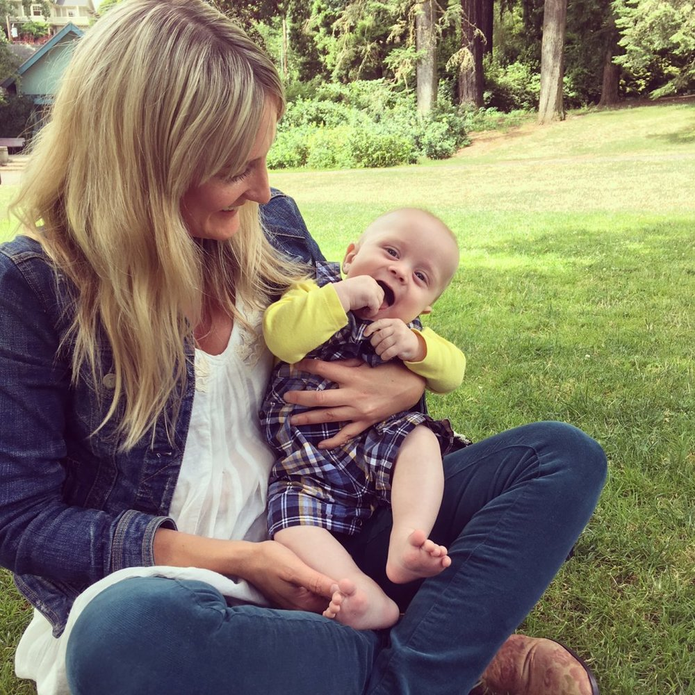 Jen and her donated embryo baby.jpg