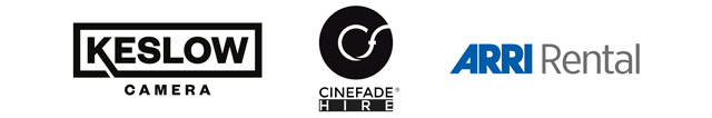 Cinefade Hire worldwide, Keslow Camera LA, Arri Rental London