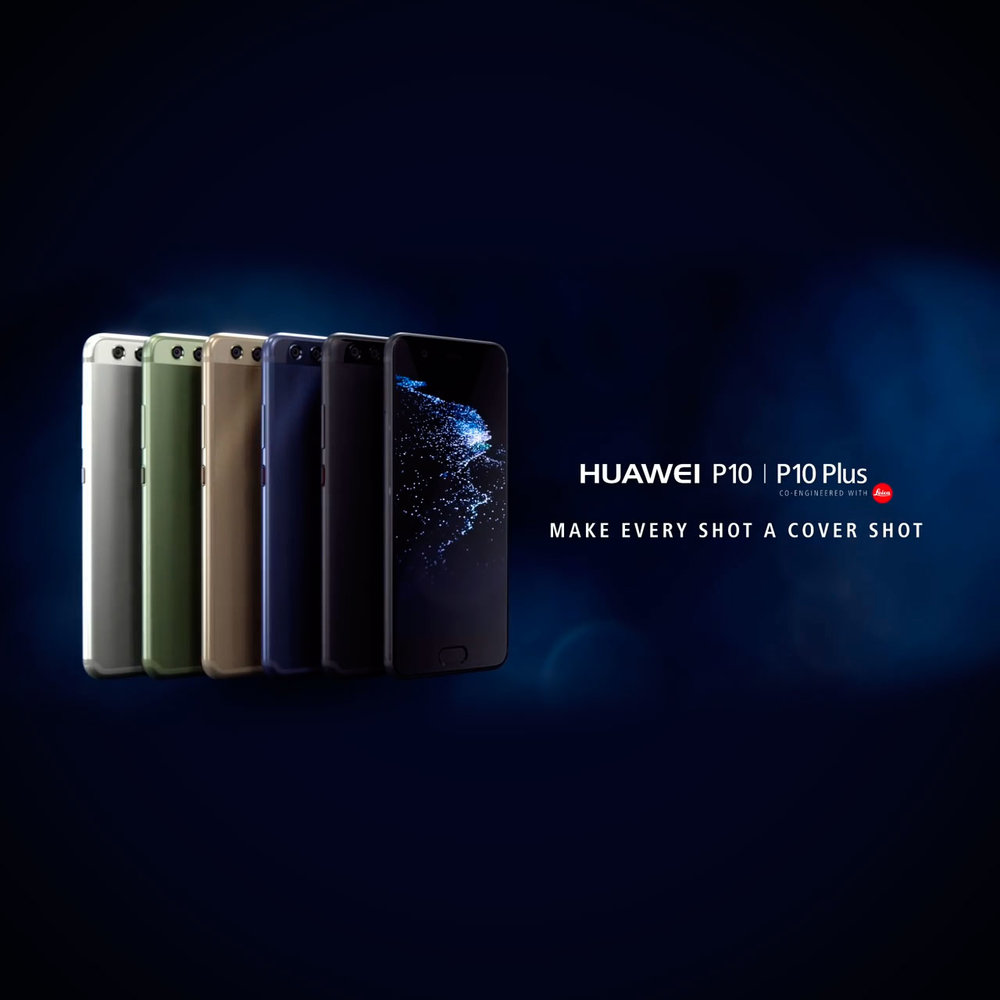 Huawei P10 - Commercial