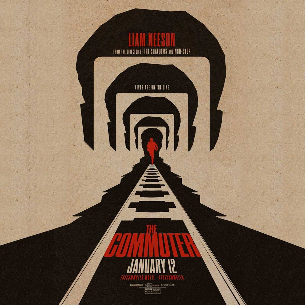 The Commuter (2018) - Feature Film