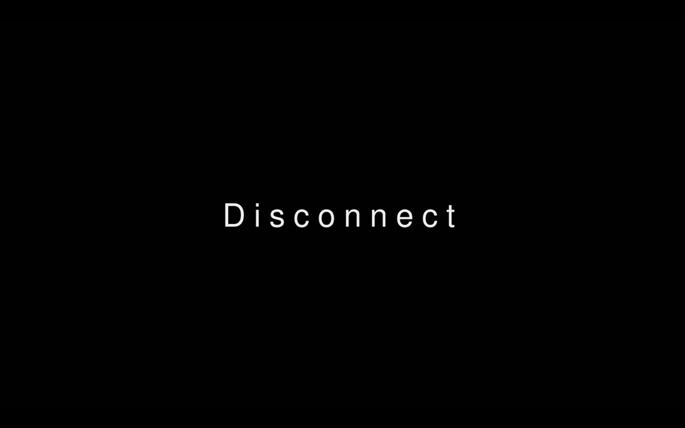 Disconnect (2018) - Short Film
