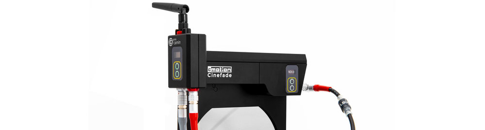 Cinefade VariND with cPRO camin attached