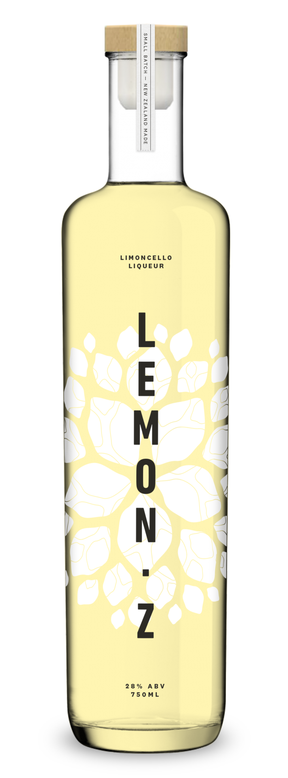 Those tasty lemons get squeezed and pressed into our beautiful bottles.