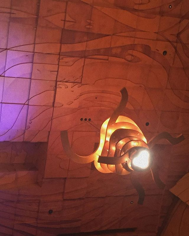 Laraaji & Ariel , last night at the Melbourne Recital Center. In an organic spaceship.. the music coming through these two was beyond the beyond. . Gate gate paragate parasamgate bodhi svaha . #laraaji