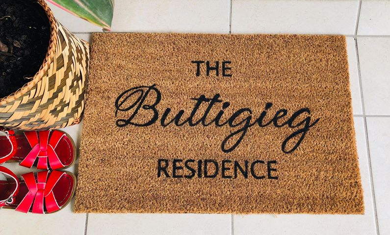 Personalised Residence Door Mat.jpg