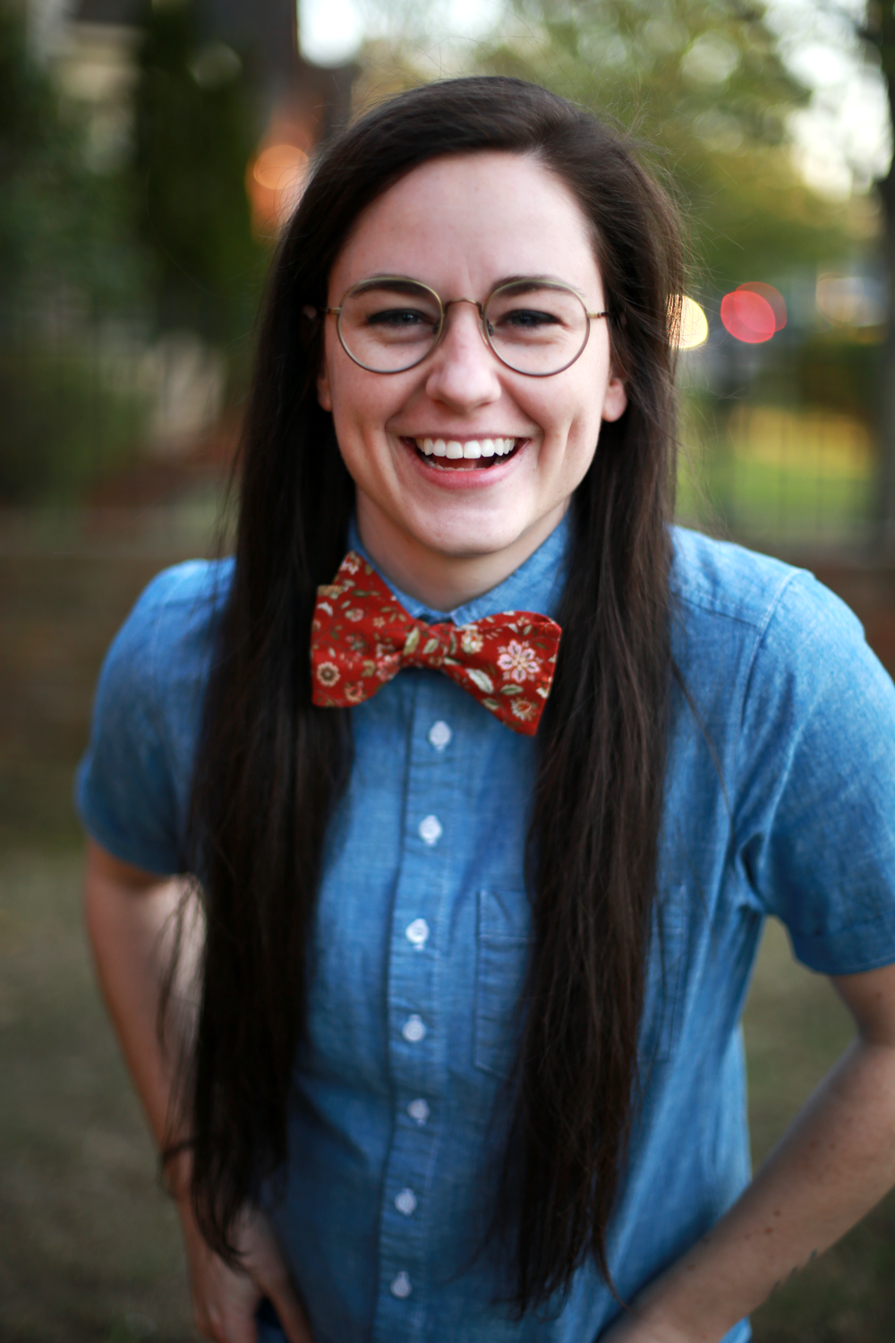 Katie Cooper, Founder, Photo by The Button Brigade