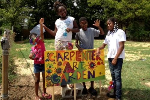 Carpenter Art Garden, Photo by Choose901