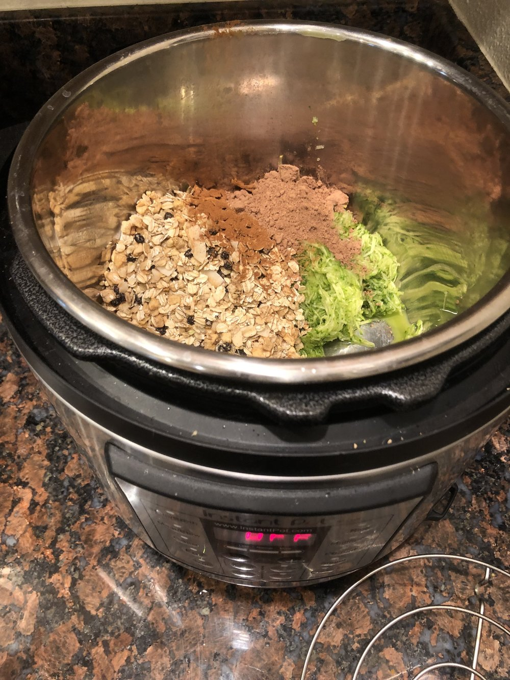 1 simple step—add them all to instant pot
