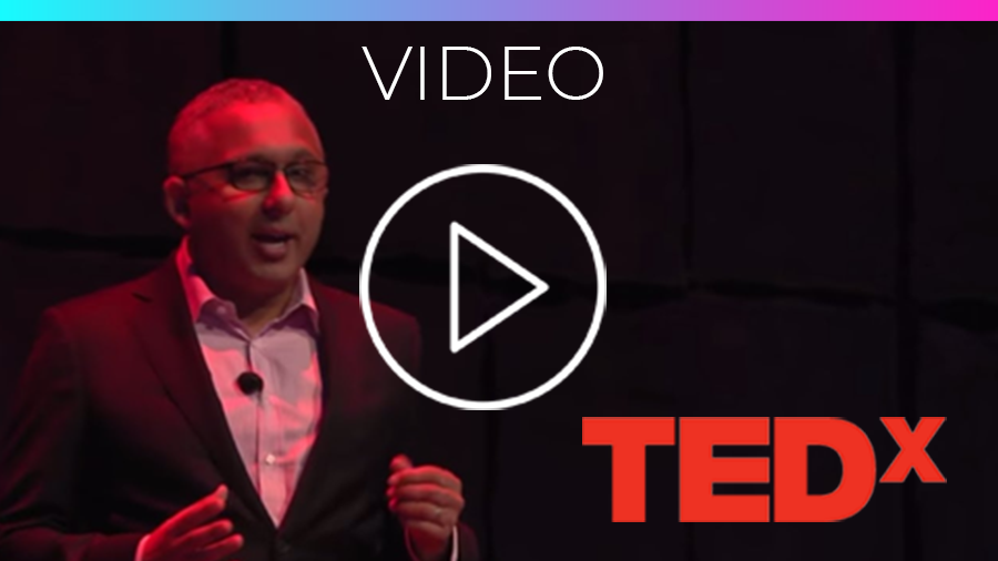 Why Luxury Hotels and Publishers Will Change Their Relationship:  Michael Keriakos, TEDx -