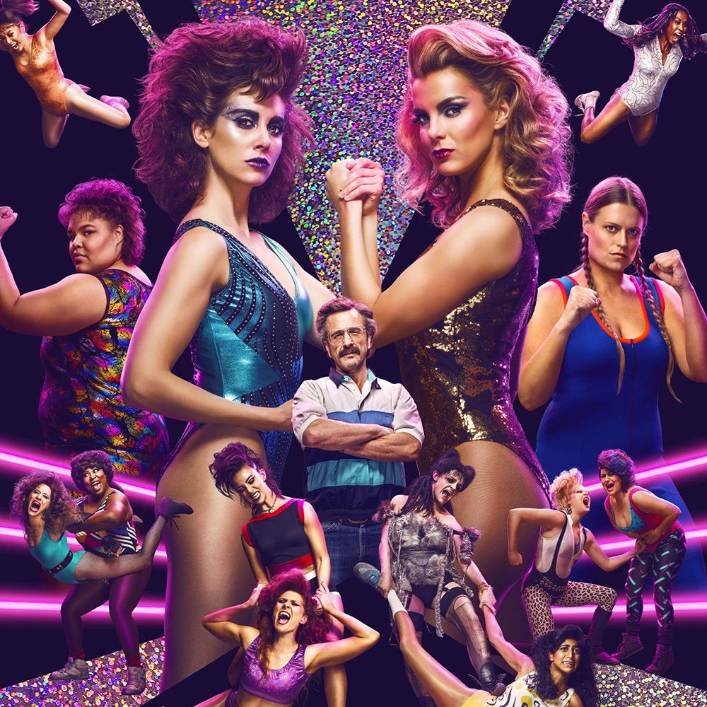 Glow Season 1 | Netflix  bpg 360 Campaign