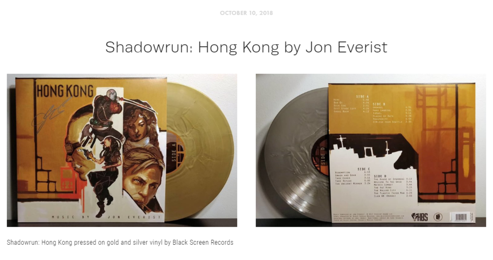 """Blog Post #4 - """"Hong Kong relinquishes you into a neo-dystopian Tokyo and leaves you treading your way through dilapidated side streets…"""""""