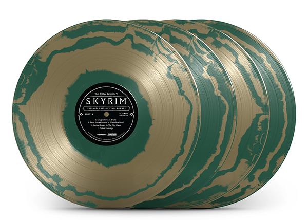 """""""Emerald Circlet Colored Vinyl Variant"""""""