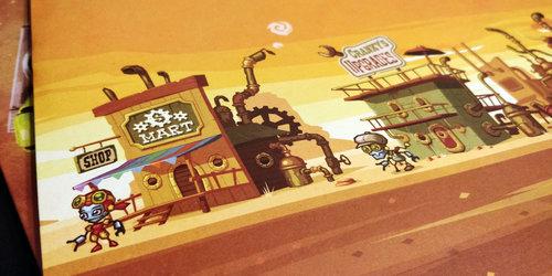 SteamWorld Dig by Jonas Kjellberg & H M  Hammarin — VGM WAX