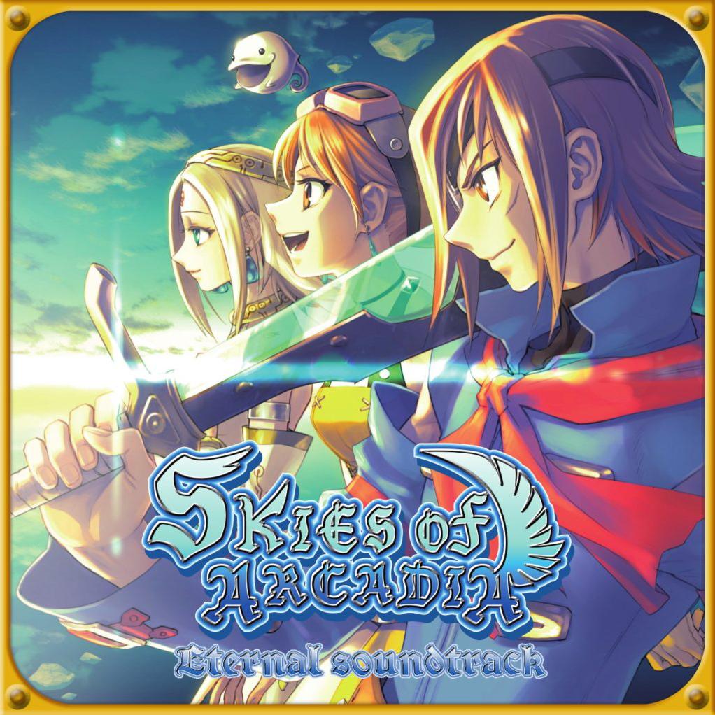 Skies of Arcadia Eternal Soundtrack by Yutaka Minobe