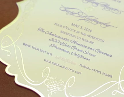 How To Word Dress Attire On Wedding Invitations Hudson Nine