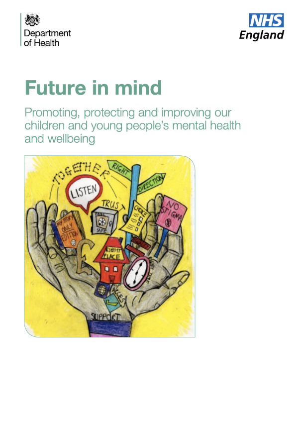 Future in Mind, 2015:NHS -