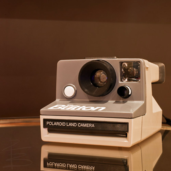 Push the Button - My first camera, the Polaroid Button circa 1984