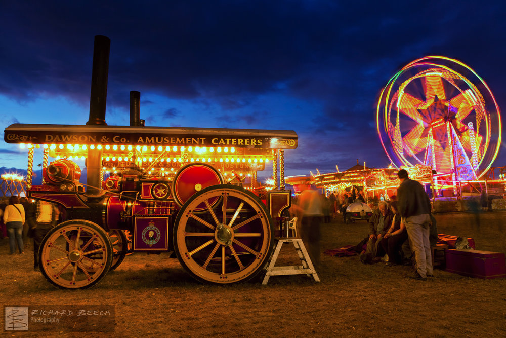 Great Dorset Steam Fair Night