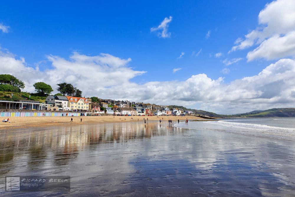Lyme Regis Reflections