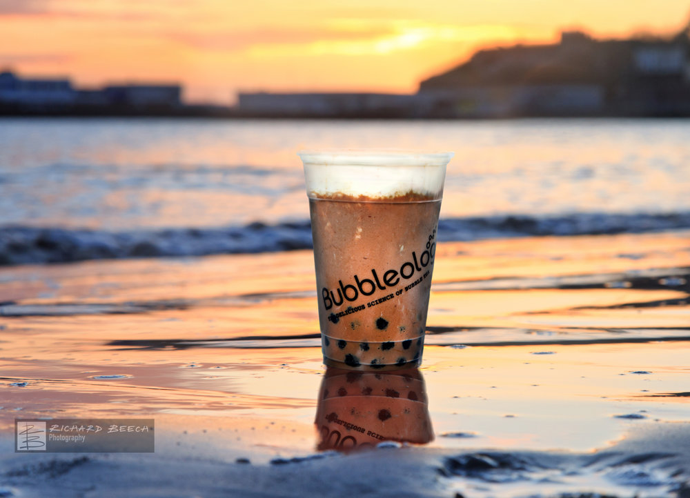 Nutella Slushie Crown: Sunrise Beach Campaign