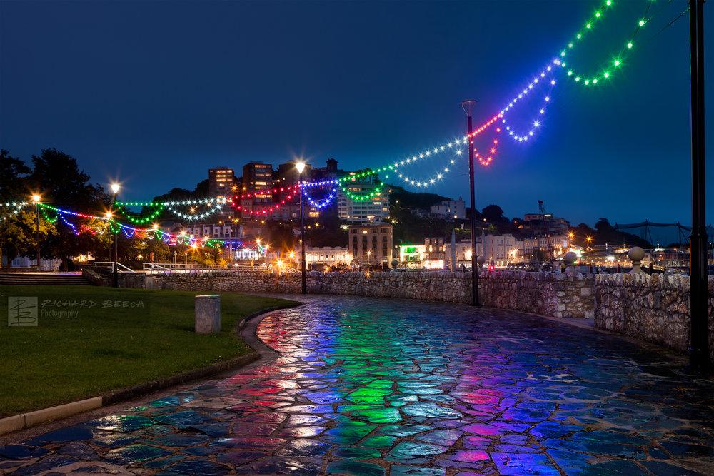 Wet Night in Torquay