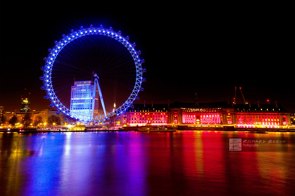 (London) Eye Candy