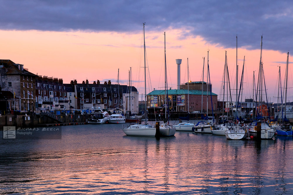 Weymouth Harbour and Pavillion
