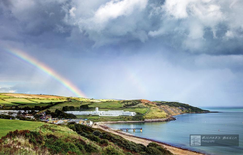 Bowleaze Cove Rainbow