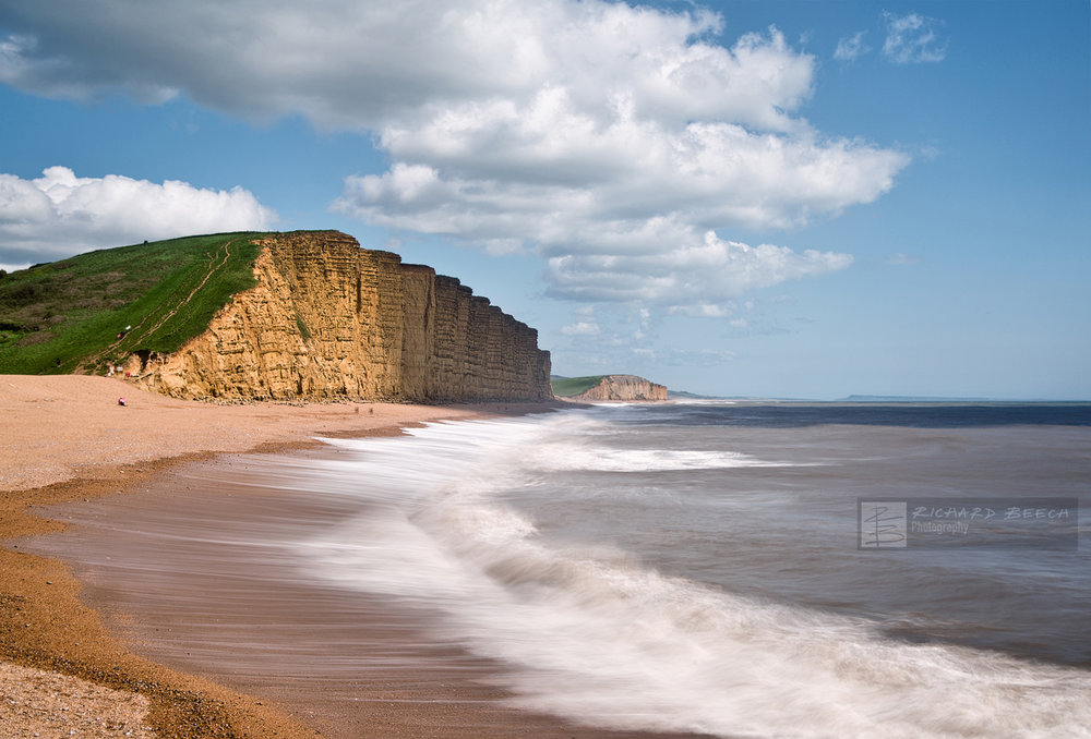 West Bay Waves and Clouds