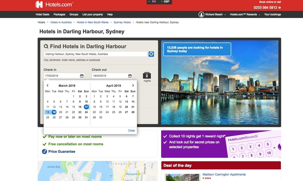 Darling Harbour on Hotels.com