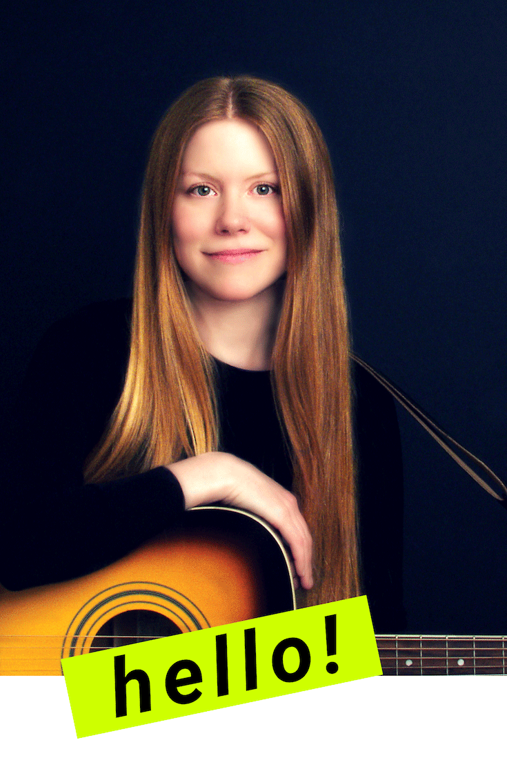 Hey, I'm Holly! I create websites and videos for creative Folk musicians like yourself. I'd like to work with you to bring out the best in your online presence and showcase your work as an artist.