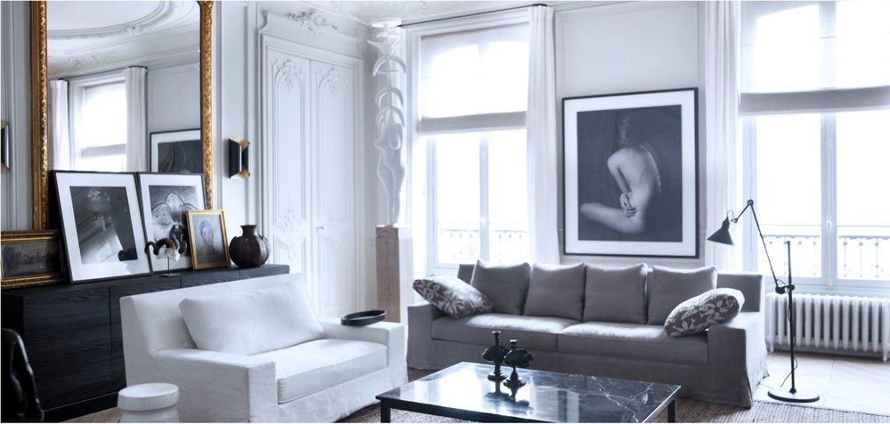 Paris Residence by Gilles & Boissier