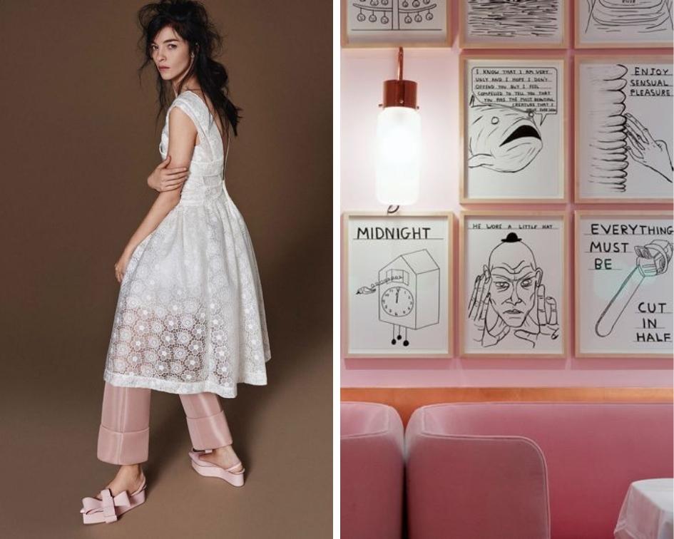Simone Rocha - India Mahdavi (Sketch Restaurant)