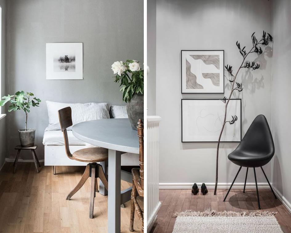 via These four walls blog / Coco Lapine Design