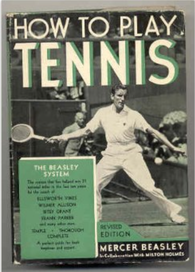Mercer Beasley - Click here for the full story of Mercer Beasley who was the best-known American tennis coach of the firsthalf of the 20th century.