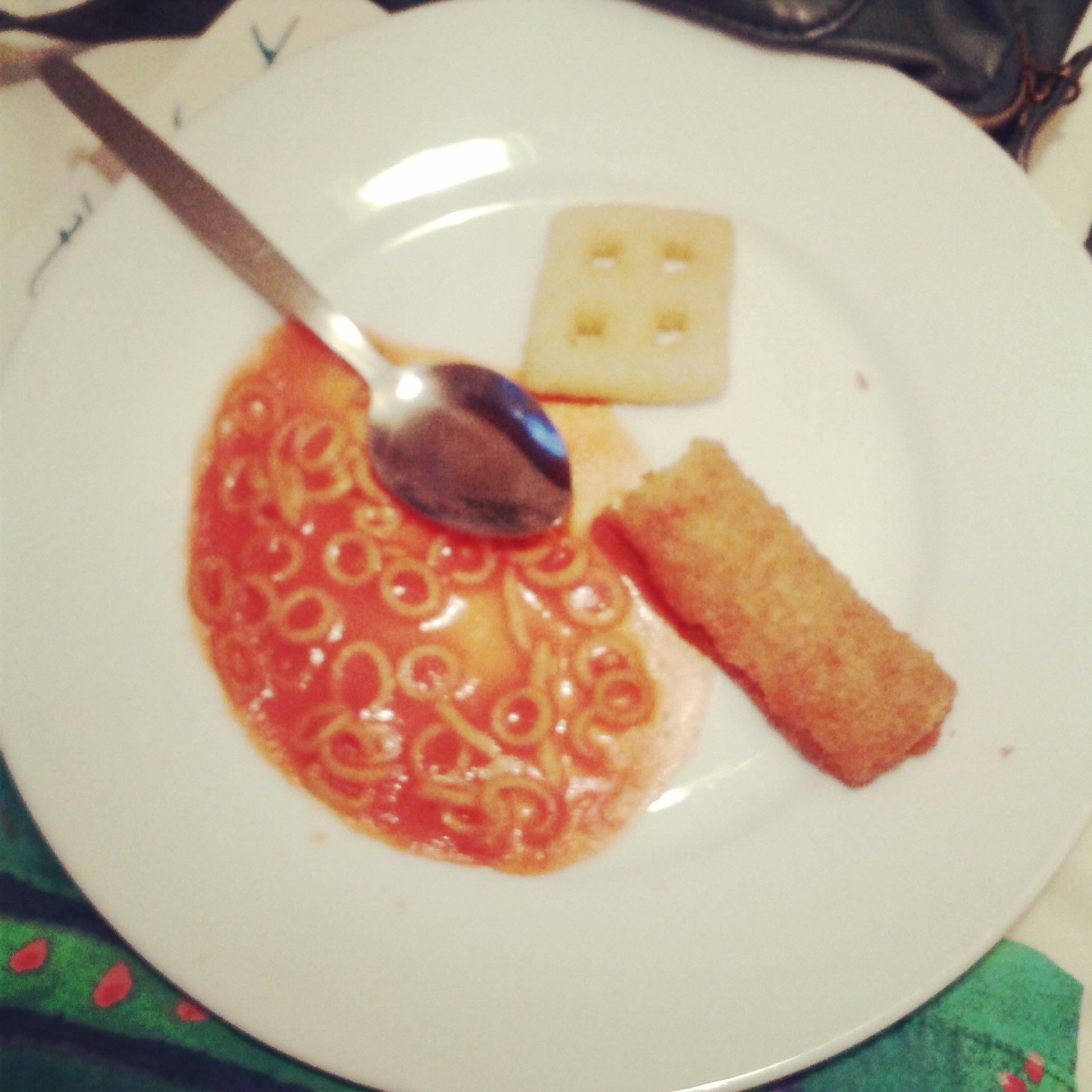 grandma's dinner