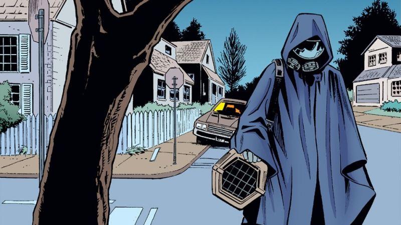 """Imagen: #2 número del cómic """"   Y: El último hombre   """" (Vertigo)"""