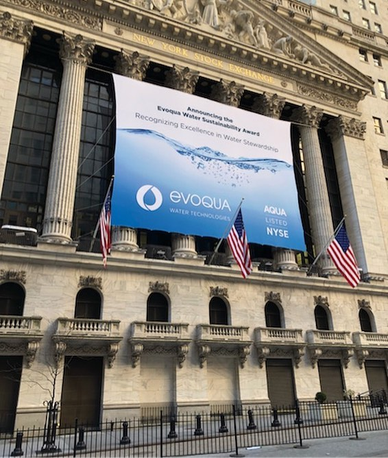 We've designed small things (pens, magnets, brochures, books), medium things (trade show booths, car wraps, wall graphics), and BIG things (tractor trailers, building signage)... BUT THIS MIGHT BE THE BIGGEST. Crazy big and hung in front of the NYSE - WOW!