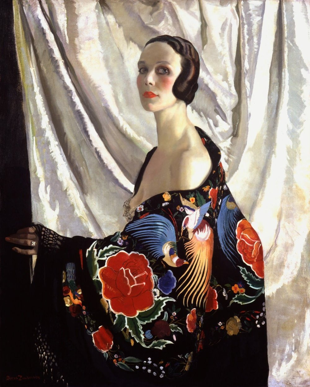 Doris Clare Zinkeisen - ©National Portrait Gallery