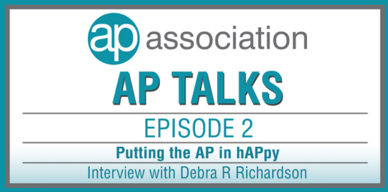 Episode 2: Putting the AP in hAPpy with Debra R. Richardson