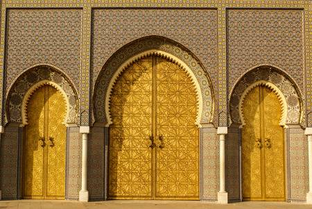 The Royal Palace in Fez - Feeling royal?
