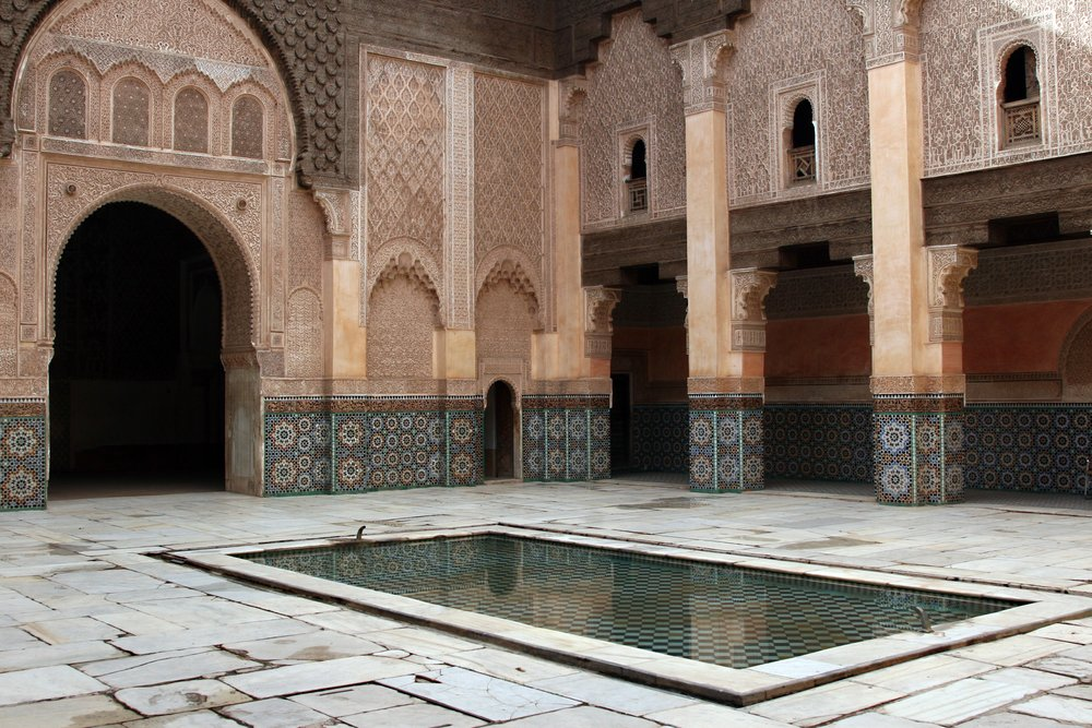 Ben Youssef Madrasa - For the architect lover.