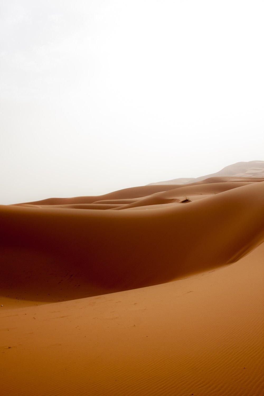 Merzouga Dunes - For the adventure seeker.