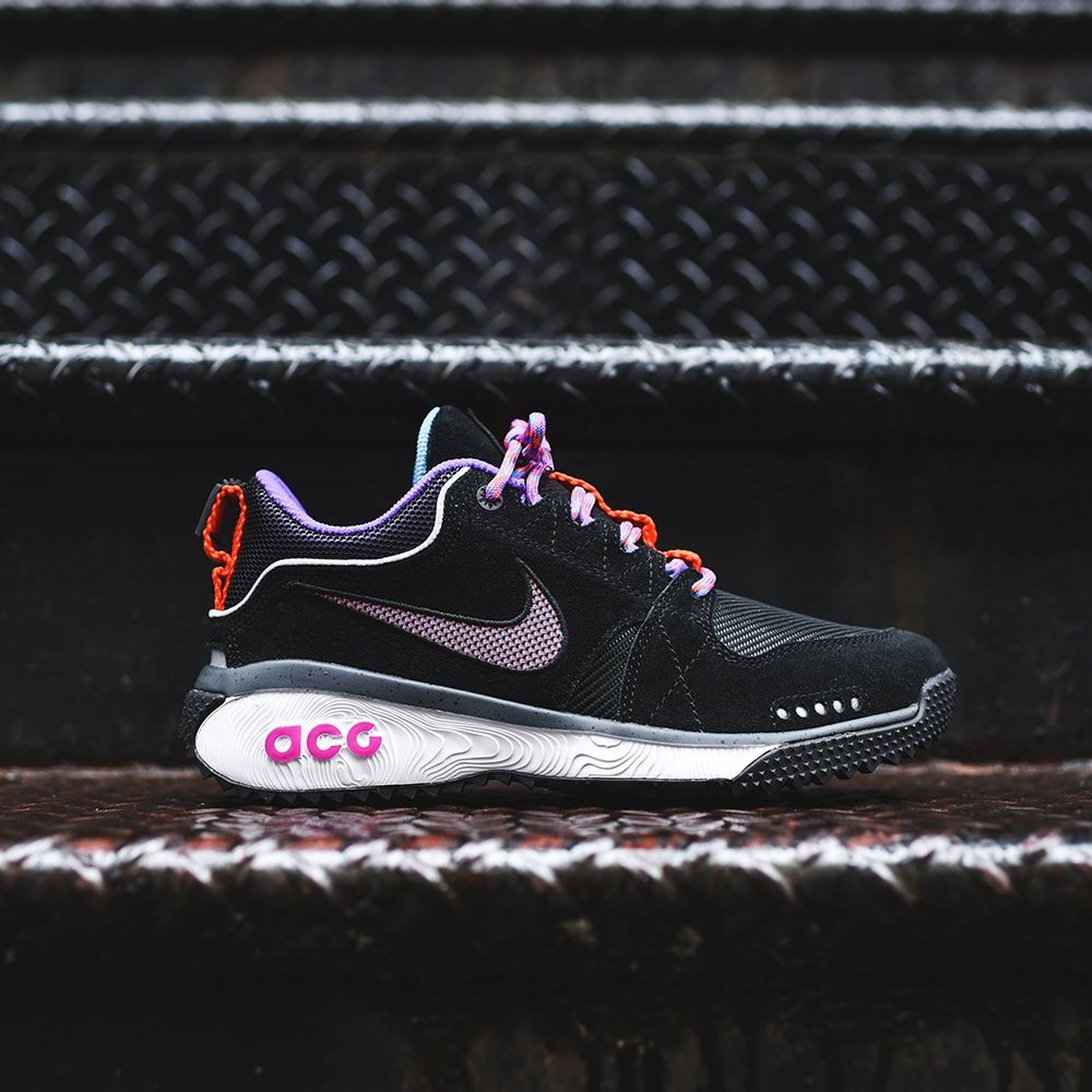 Nike ACG Dog Mountain (Black / Equator Blue / Dark Grey)  $110 at Kith