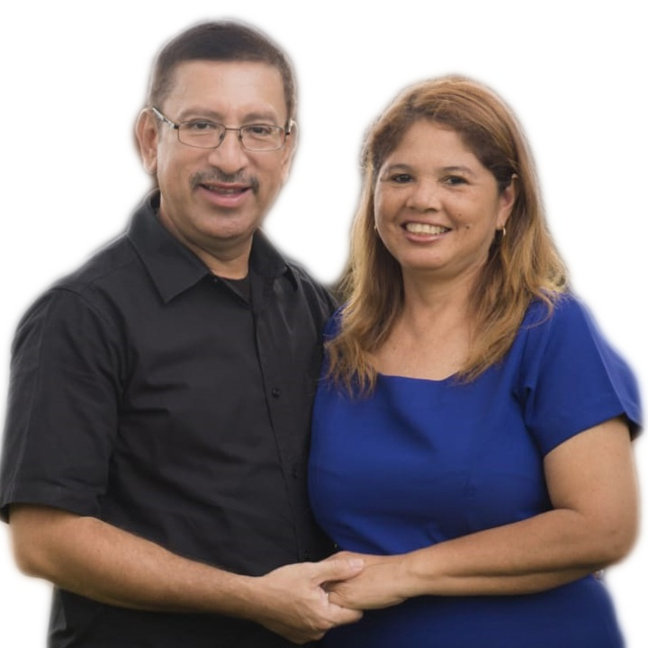 Oscar and Gladys - Spiritual Directors